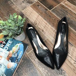 Calvin Klein • Black Sz 8 Heels